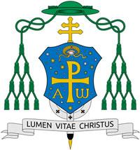Stemma Arcivescovo mons. Bruno Forte