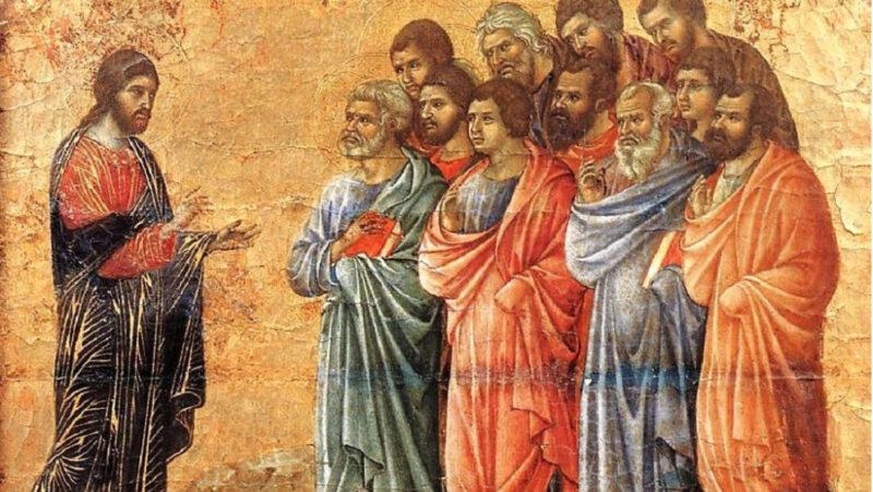 L'Apparizione di Cristo sul monte della Galilea